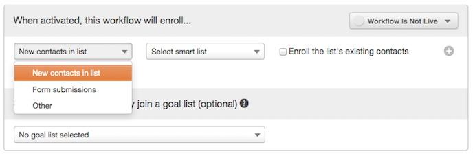 Workflows_Select_Start