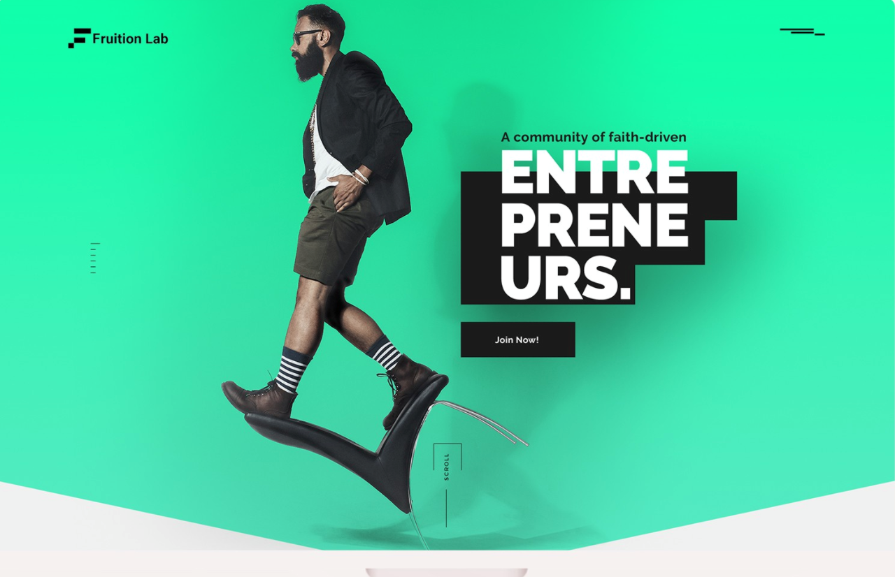 Soft shadows, layers and floating elements in web design