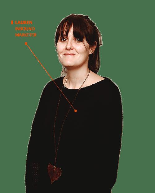 Lauren - Inbound Marketer uk