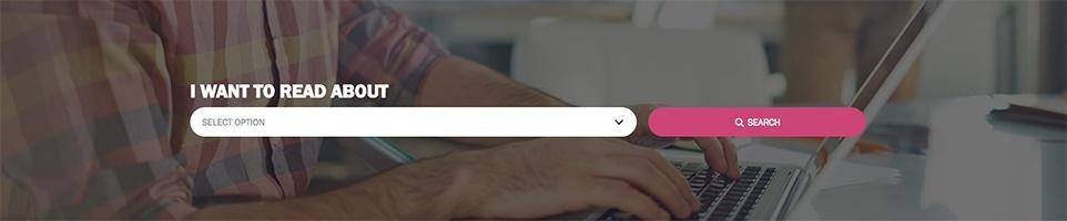Rapidi Blog Search Filter