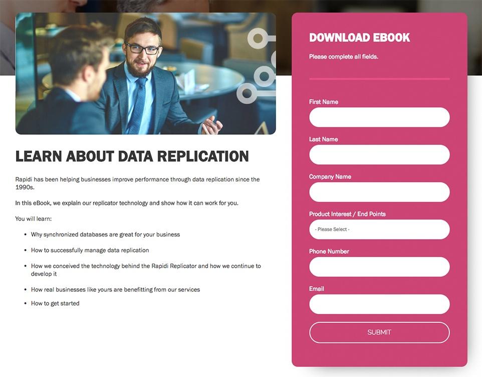 Rapidi eBook Download Form