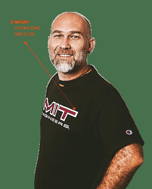 Grant - inbound marketing operation manager
