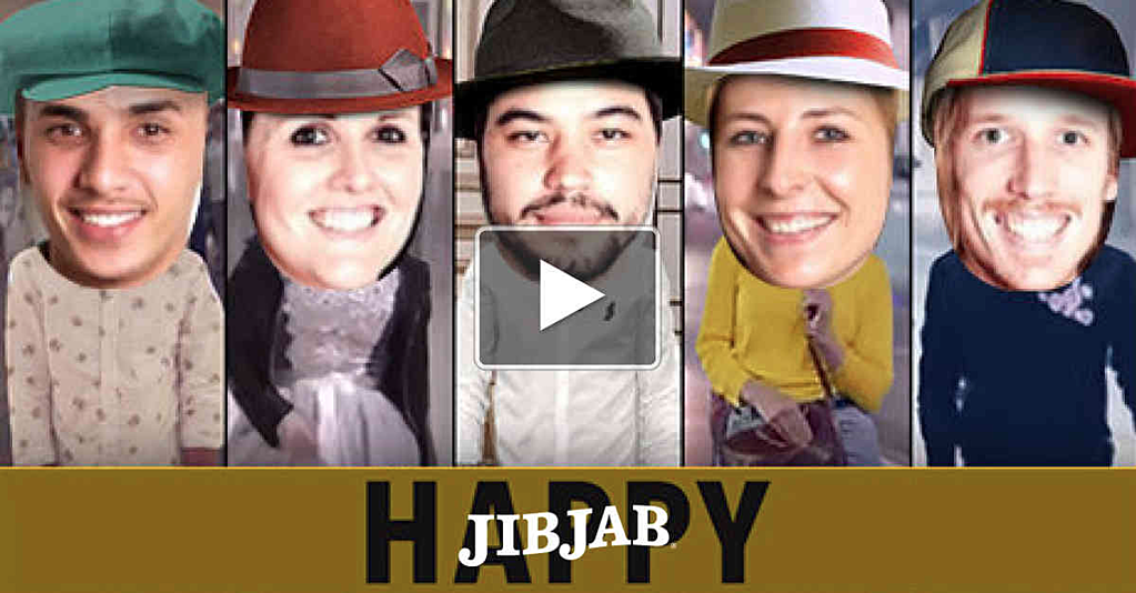JibJab is part of our Struto marketing vocabulary as a birthday celebratory tactic.