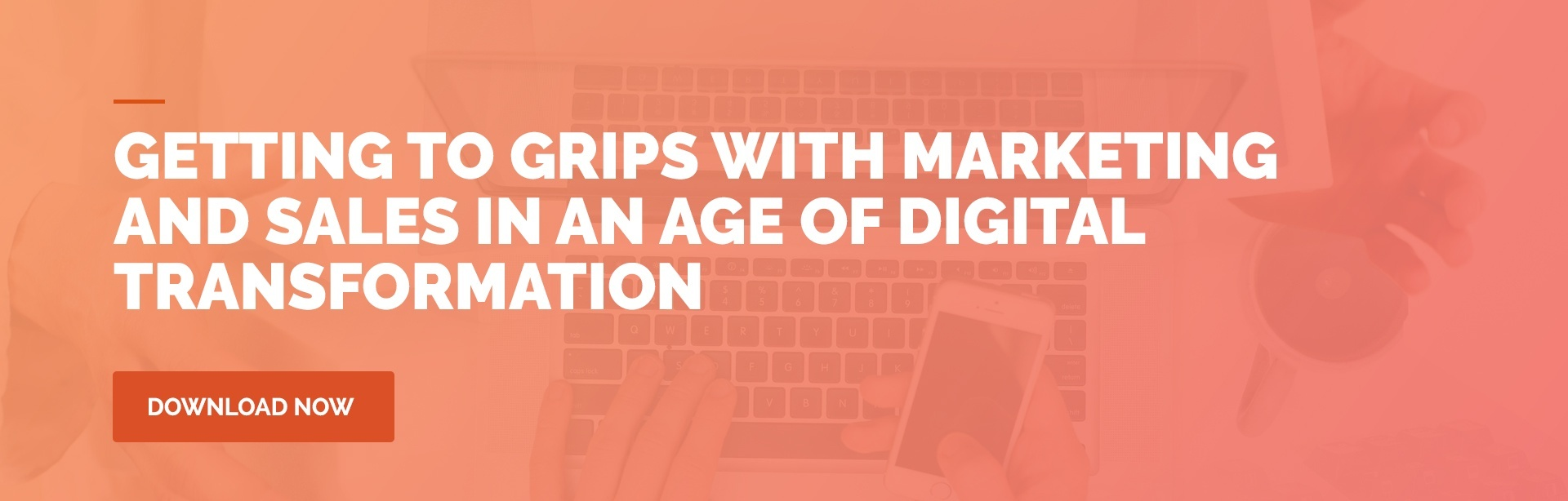 Getting to Grips - Digital Transformation eBook - Blog CTA