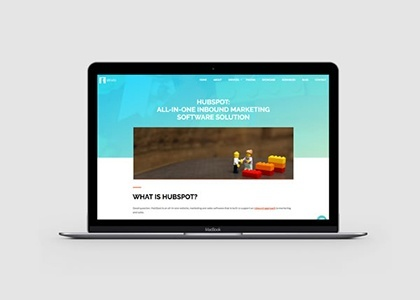 HubSpot - An All-in-One Software Solution