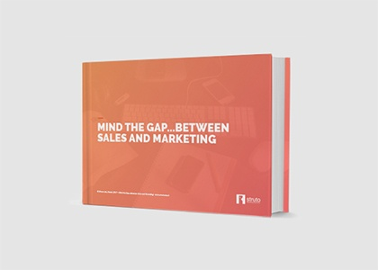 Mind the gap between sales and marketing