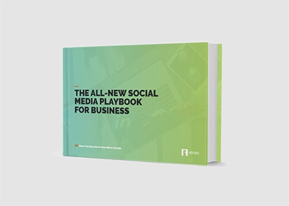 All New Social Media Playbook for Business
