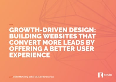 position your website redesign for growth