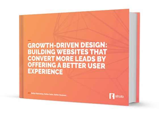 Growth-Driven Design Ebook